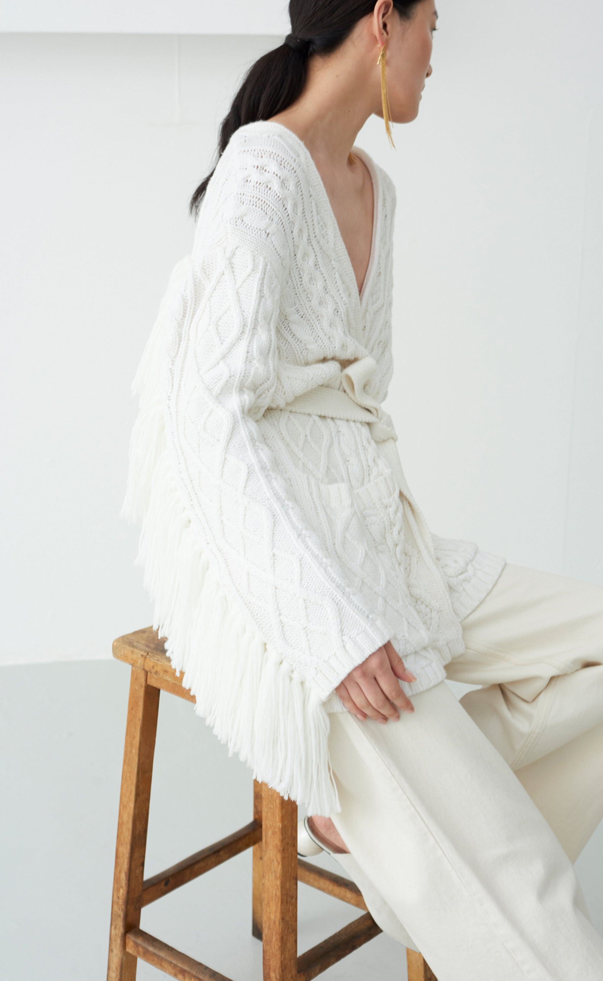 WILLOW KNIT CARDIGAN