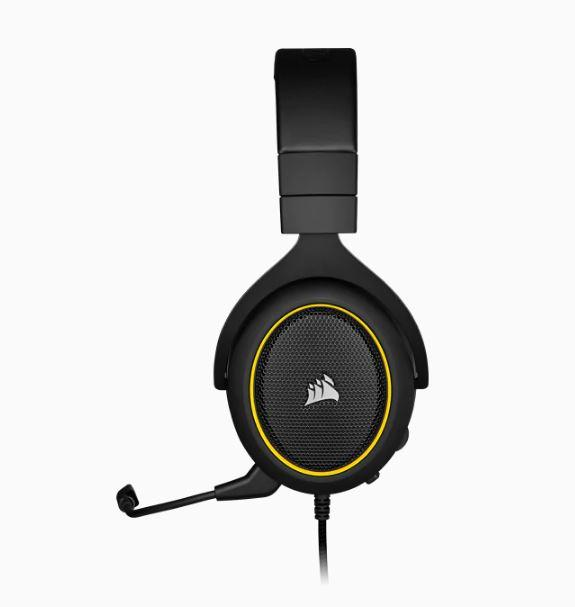 Corsair HS60 Pro Surround Yellow | CA-9011214-NA