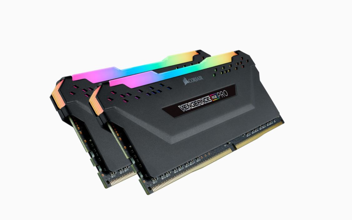 Corsair Vengeance RGB PRO 64GB 3200Mhz 32GBx2 Black