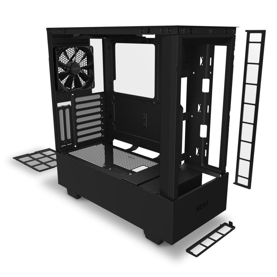 NZXT H510 Elite Compact Mid Tower Matte Black