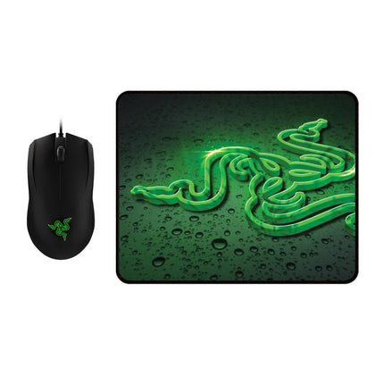 Razer Abyssus Mouse & Goliathus Speed Mouse Mat