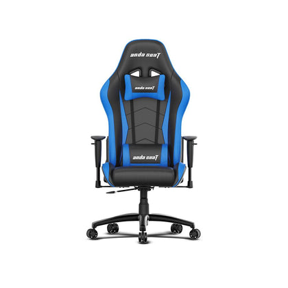 Anda Seat Axe Series Gaming Chair Blue and Black