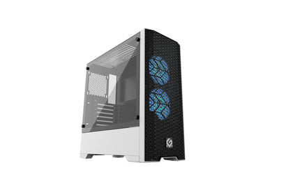 MetallicGear Neo Air Series ATX Case White