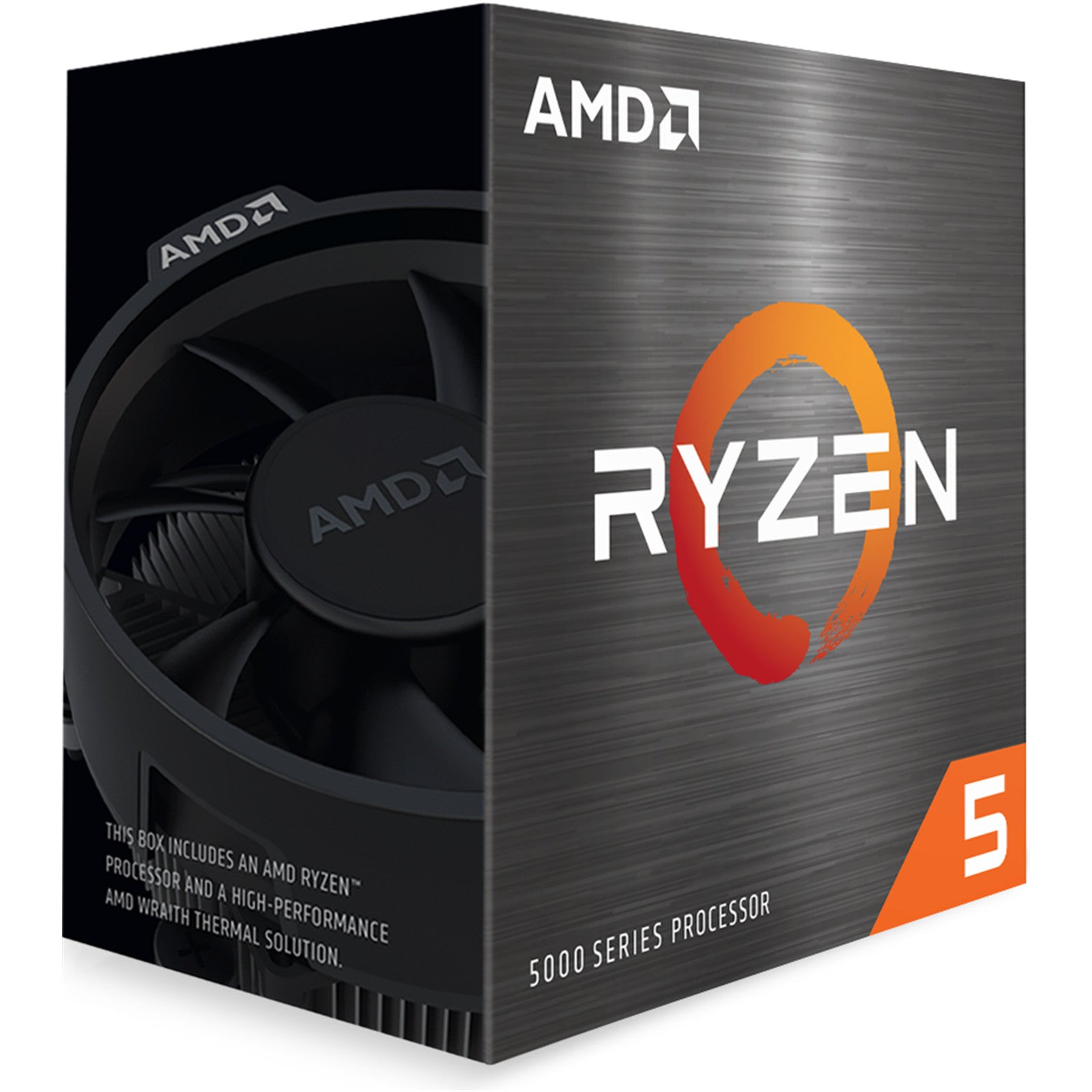 AMD RYZEN 5 5600X 6-Core 3.8 GHz (4.7 GHz Max Boost)