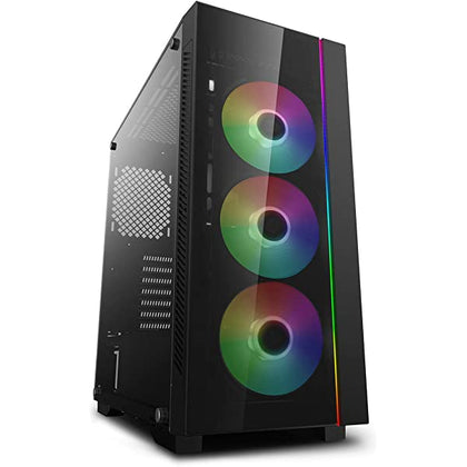 DEEPCOOL CASE MATREXX 55 V3 ATX 4F RGB Black