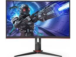 "AOC C32G2ZE 32"" VA Curved Gaming G Line 2nd Gen 1920x1080, 240Hz, 1ms"