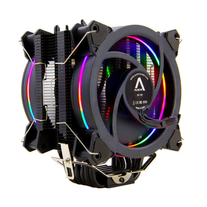 ALSEYE H120D CPU Air Cooler RGB Lightning