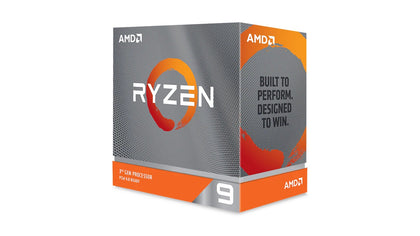AMD RYZEN 9 3900XT 12-Core  3.8 GHz (4.7 GHz Max Boost)