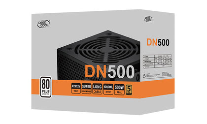 Deepcool DN500 500W 80 Plus 230V