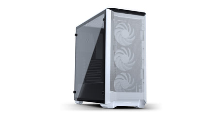 Phanteks Eclipse P400 AIR Mid Tower Tempered Glass D-RGB White