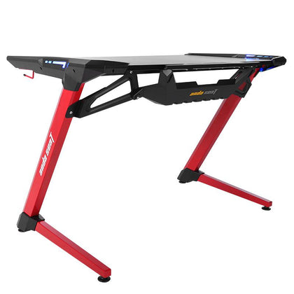 Anda Seat Mask Basics Gaming Table Black/Red