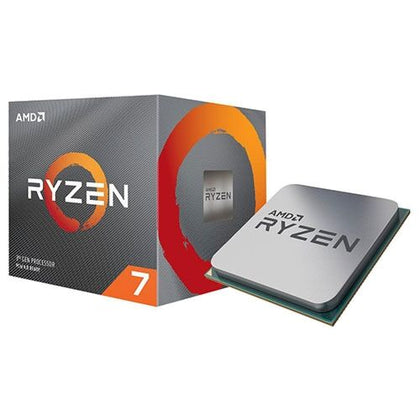 AMD RYZEN 7 3800XT 8-Core 3.9 GHz (4.7 GHz Max Boost)
