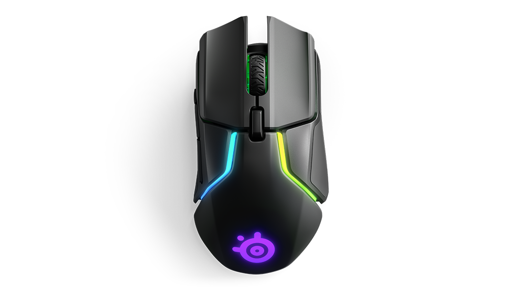 Steel Series RIVAL 650 Quantum Wireless Gaming Mouse