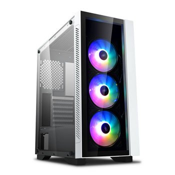 DEEPCOOL CASE MATREXX 55 V3 ATX 3F RGB White