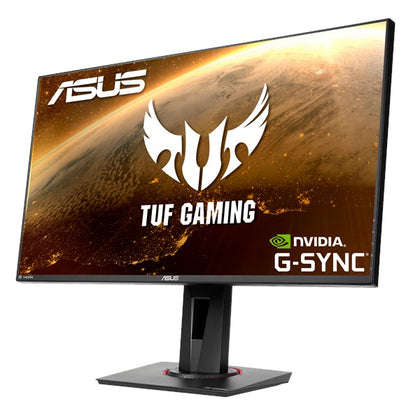 Asus TUF VG279QM Gaming Monitor FHD, IPS, OC 280Hz, 1ms, G-SYNC