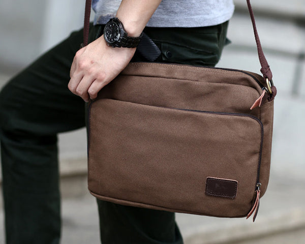 Small Handy Simple Messenger Bag