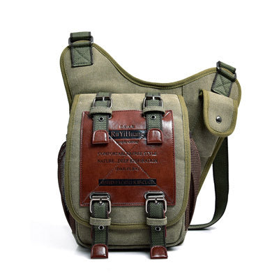 Unique Outdoor Versatile Messenger Bag