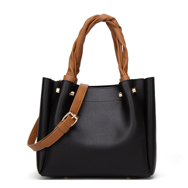 Rope Leather Handbag