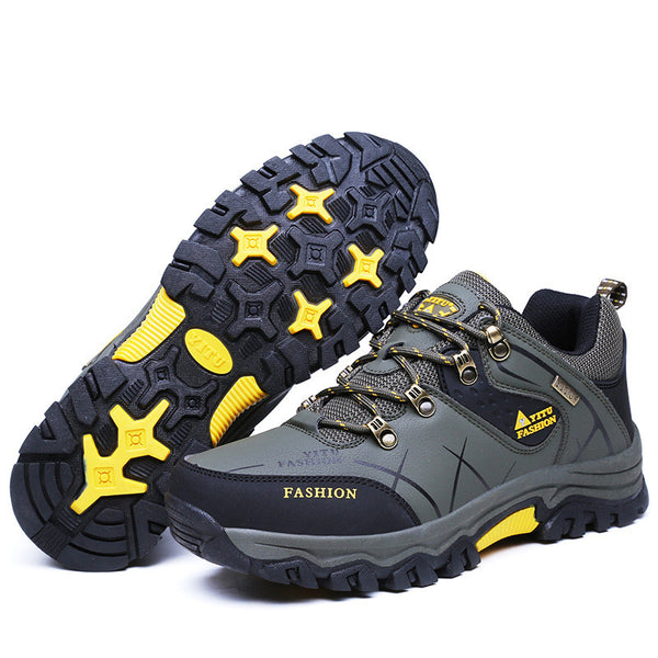 2019 men's large size 47 man outdoor shoes boots cross-border sneakers men shoes for sport