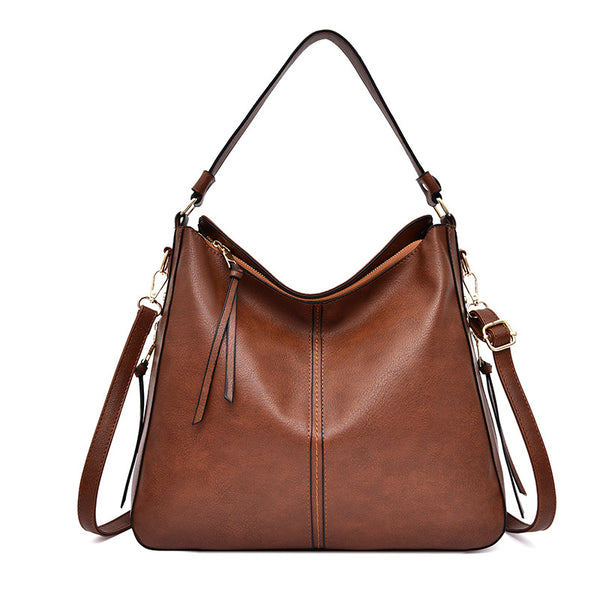 Factory direct 2019 autumn new women's handbags Korean fashion women's shoulder bag fashion Messenger bag a generation of hair