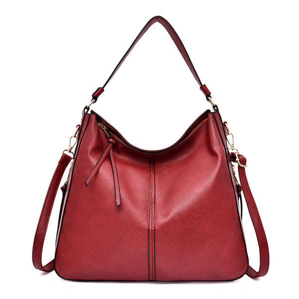 Classy Shoulder Leather Handbag