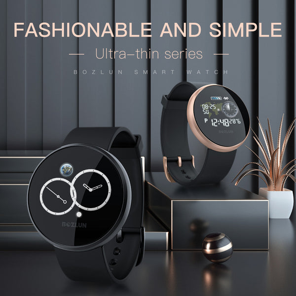 B36M Fashion Smart Digital men Watches Female Physiological