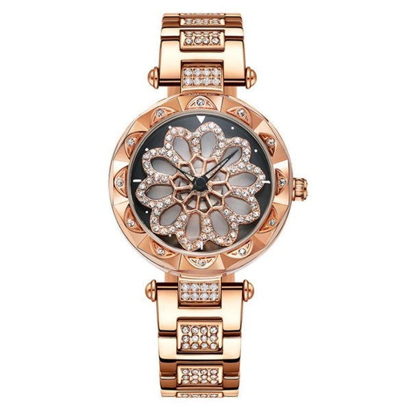 Trendinggate.com 2019 hot sale models YJ6 full drill when running watch women shaking voice net red with ladies watches