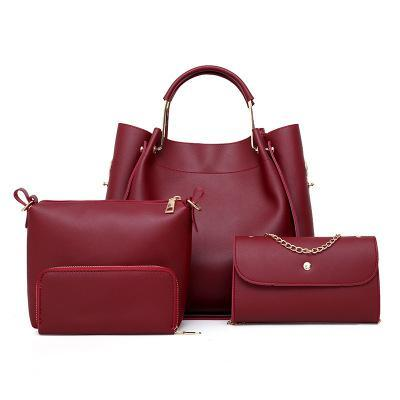 Trendinggate.com Handbags Claret 2019 New bags for lady bags