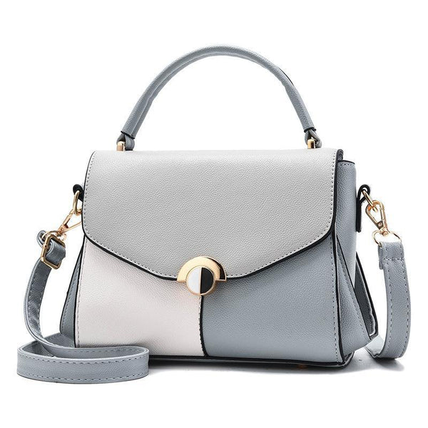 Trendinggate.com 2019The new women's bag Korean version of the simple fashion one-shoulder hand-held women's bag manufacturers directly sell a bag bags