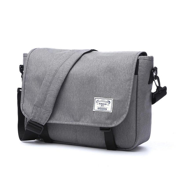Crown new men's casual passers messenger bag shoulder bag Oxford simple cross-section Korean messenger bags wholesale custom