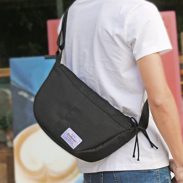 Casual Day-to-Day Messenger Bag