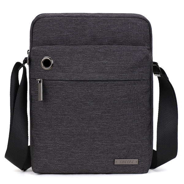 Casual Simplistic Waterproof Messenger Bag