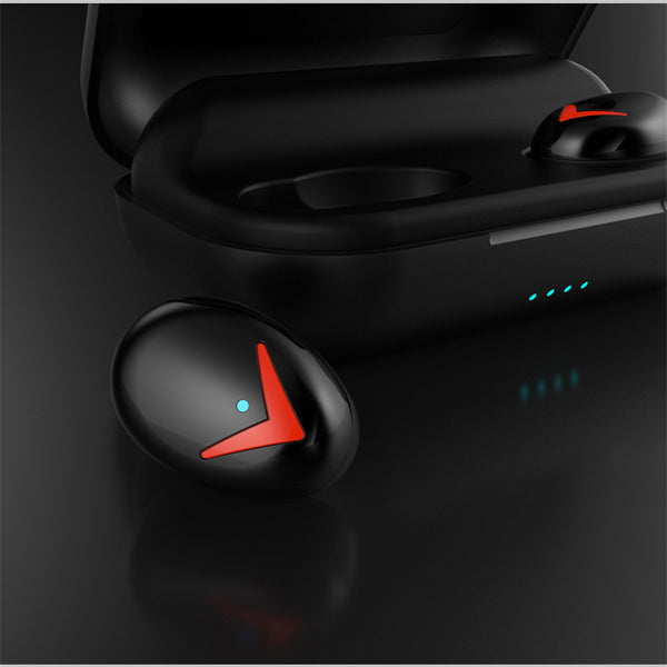 Bakeey A8 TWS Wireless bluetooth 5.0 Earphone Smart Touch CVC8.0 Noise Cancelling Headphone with 2200mAh Charging Box