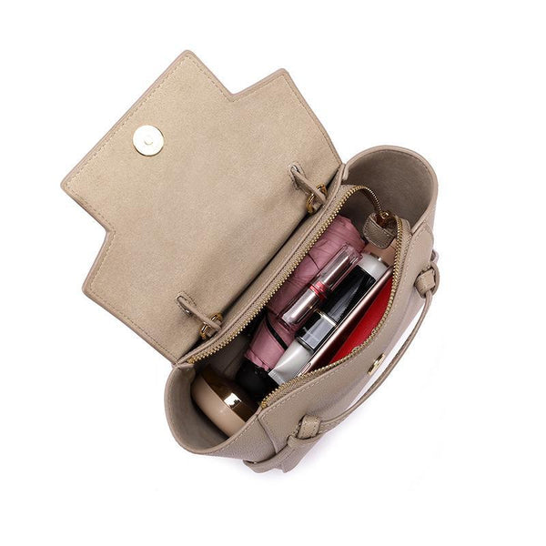 Trendinggate.com Bag woman 2019 new fashion leather catfish bag Yao Chen the same handbag with one shoulder slant bag issued by the factory