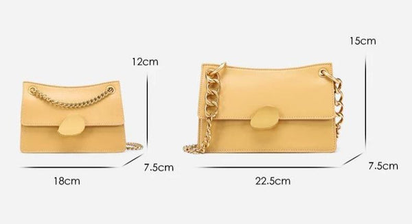 Trendinggate.com Crowd design chain bag 2019 new one-shoulder bag summer hundred-pack small bag fashion slash bag leather women's bag