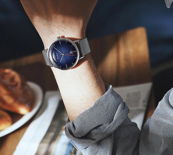 Trendinggate.com Men's Watches DAYBIRD casual watch that takes you to the next level