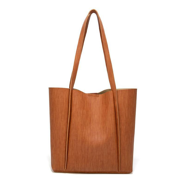 Trendinggate.com Brown Factory direct sale new women's bag in spring 2019 Korean fashion women's shoulder bag fashion simple and generous messenger bag