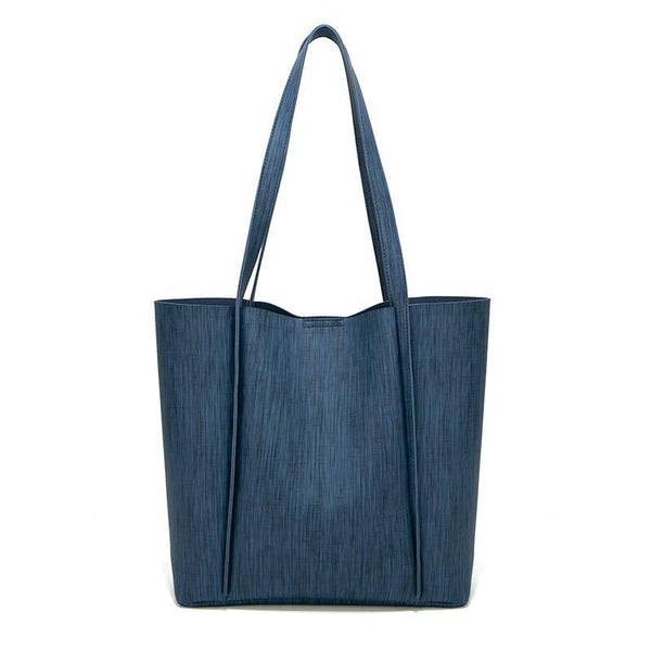 Trendinggate.com Navy Blue Factory direct sale new women's bag in spring 2019 Korean fashion women's shoulder bag fashion simple and generous messenger bag