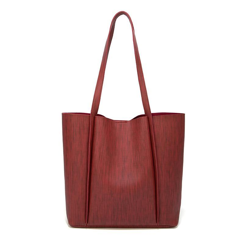 Trendinggate.com Red Factory direct sale new women's bag in spring 2019 Korean fashion women's shoulder bag fashion simple and generous messenger bag