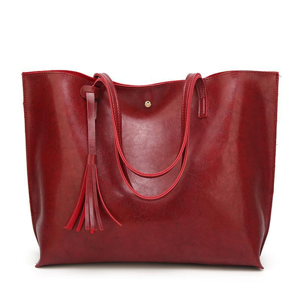Trendinggate.com red Factory wholesale bag cross-border women's bag 2019 autumn and winter new Korean version of the fashion tote bag large-capacity shoulder bag