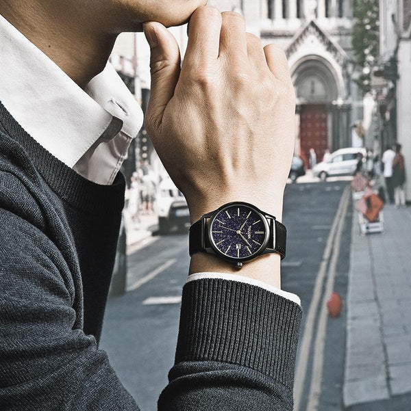 Trendinggate.com Fashion Trend of Star Men's Watches
