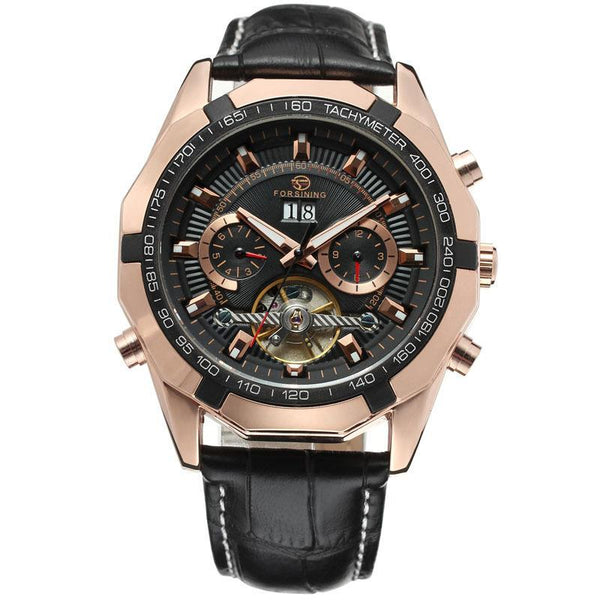 Trendinggate.com Men's Watches Mei Hei FORSINING elegant casual watch perfect for summer nights