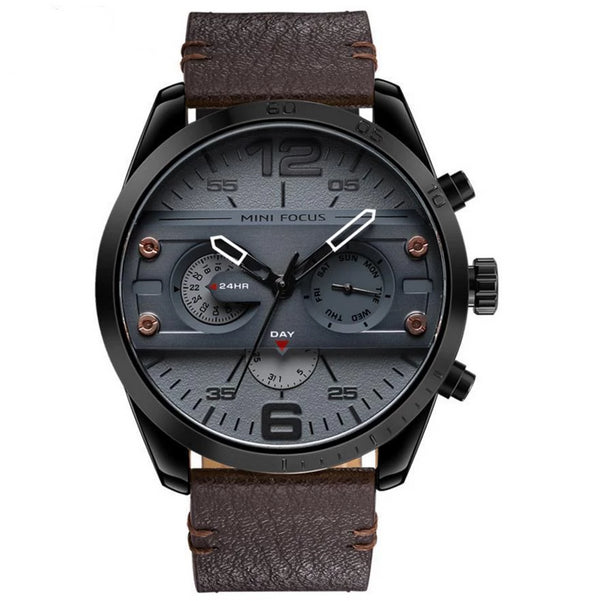 https://detail.1688.com/offer/599252450522.html gray surface of black shell Genuine leather watch