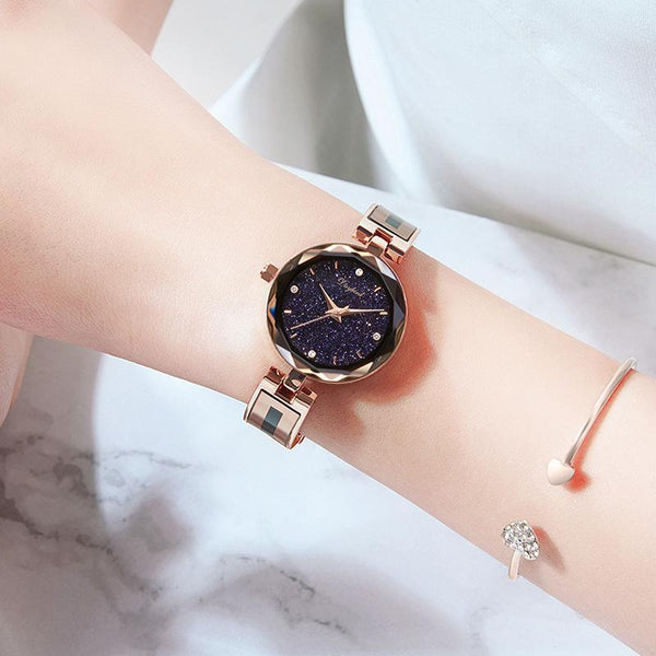 Trendinggate.com Hot hot burst women's watch star when to run the watch women's net red shake sound the same source factory spot