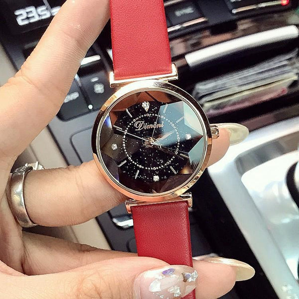 Trendinggate.com Huizhou merchants exploded Timini Watches, Water Diamonds, Ladies Watches, Fashion Belts, Korean Version Watches