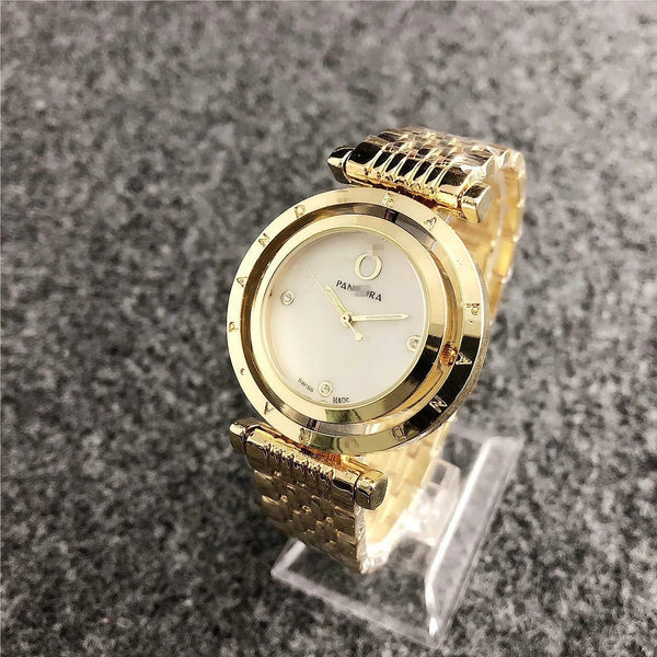 Trendinggate.com INSKorean Simple Watches Female Trend Steel Band Watches Fashion Non-mechanical Quartz Display Wholesale