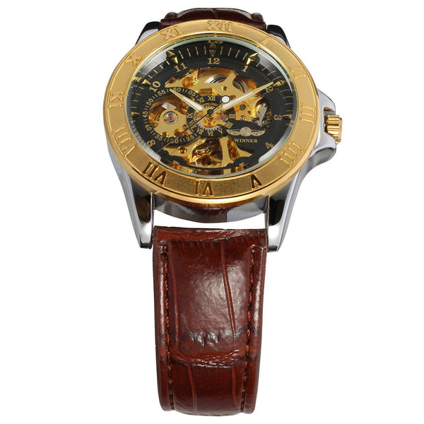 https://detail.1688.com/offer/597499764283.html Leather hollow mechanical watch