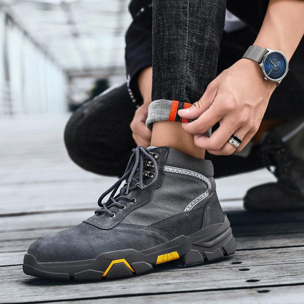 Trendinggate.com Men's sneakers burst fashion men's shoes 2019 new trend casual shoes hundred hiking shoes breathable running shoes