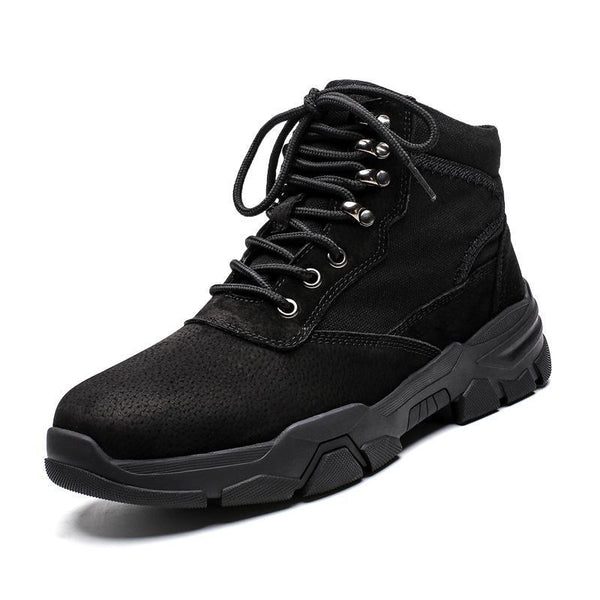 Trendinggate.com Black / 39 Men's sneakers burst fashion men's shoes 2019 new trend casual shoes hundred hiking shoes breathable running shoes