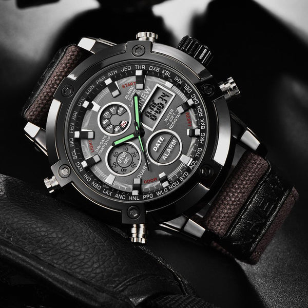 https://detail.1688.com/offer/597583968790.html Men's Watches Mens Chronograph Business Watch